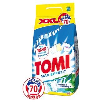 Tomi Amazónia Frissessége mosópor fehér ruhákhoz 70 mosás 4,9 kg