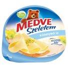 Medve Szeletem Könnyed íz natúr, zsíros, félkemény sajt 125 g