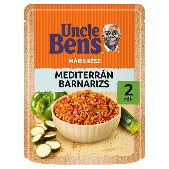 Uncle Ben's Mediterranean Brown Rice 250 g