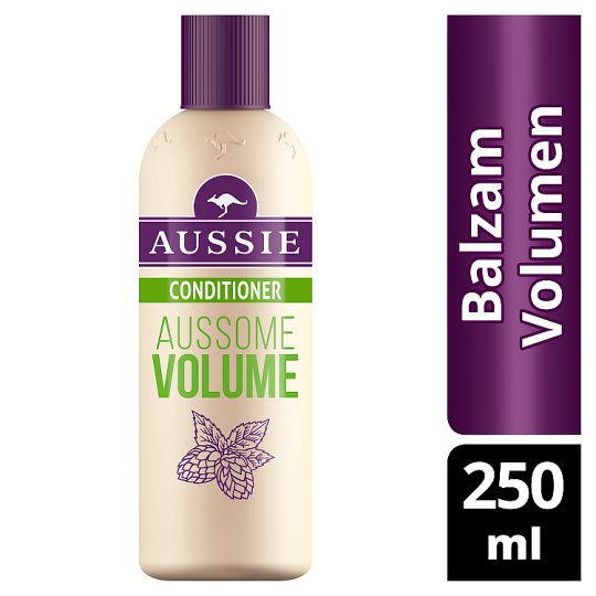 Aussie Aussome Volume Conditioner For Fine, Flat Hair 250ML