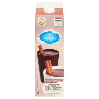 Tesco Low-Fat Cocoa Drink 1,4% 1 l