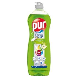 Pur Secrets of the Chef Soda Effect Apple Hand Dishwashing Liquid 900 ml