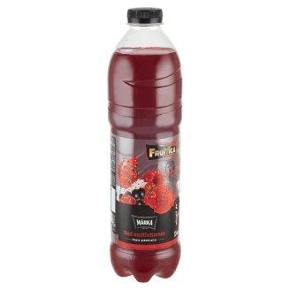 Márka Fruitica Red multivitamin vegyes gyümölcsital 1,5 l