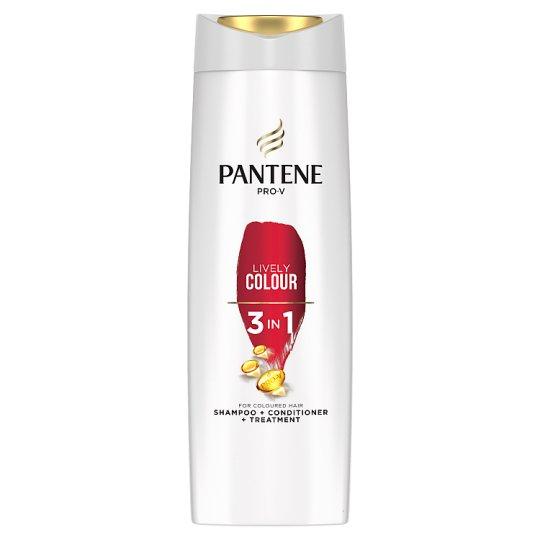 Pantene Pro-V Colour Protect 3az1-ben Sampon, 360 ml