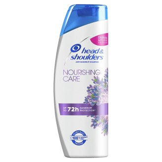 Head & Shoulders Nourishing And Anti-Dandruff Shampoo 400ML