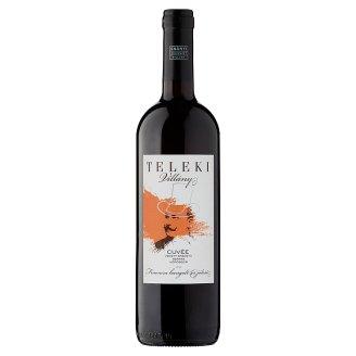 Csányi Pincészet Teleki Villányi Cuvée Dry Red Wine 13% 75 cl