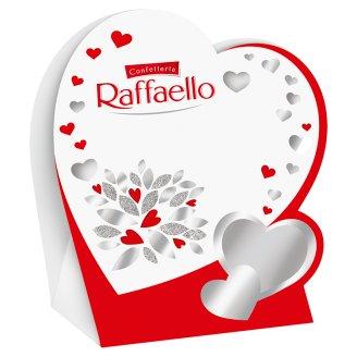Raffaello ropogós, kókuszos ostyakülönlegesség, belsejében egész szem mandulával 40 g