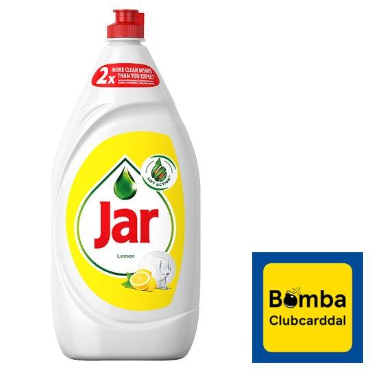 Jar Washing Up Liquid Lemon 1.35 l