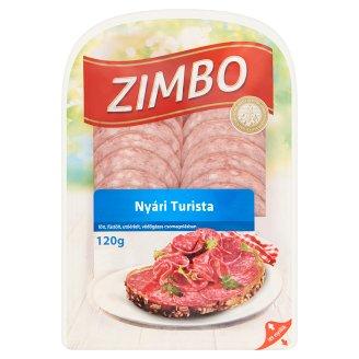 Zimbo Nyári Turista Salami  120 g