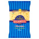 Gyermelyi Frilly Squares Dry Pasta Made from Wheat Flour with 4 Eggs 500 g
