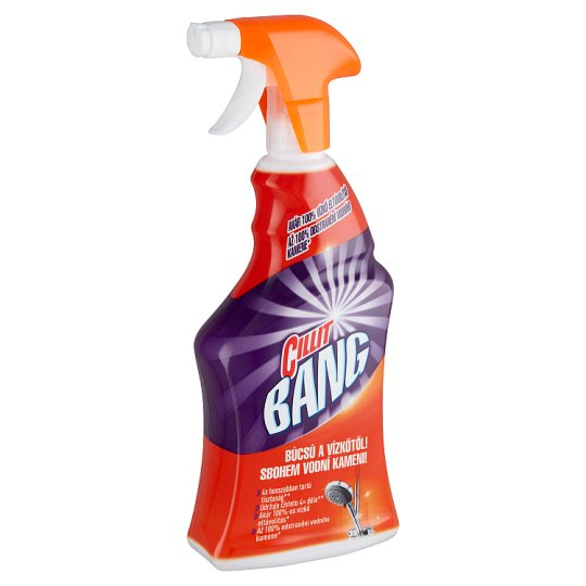 Cillit Bang Power Cleaner Limescale & Grime Remover 750 ml