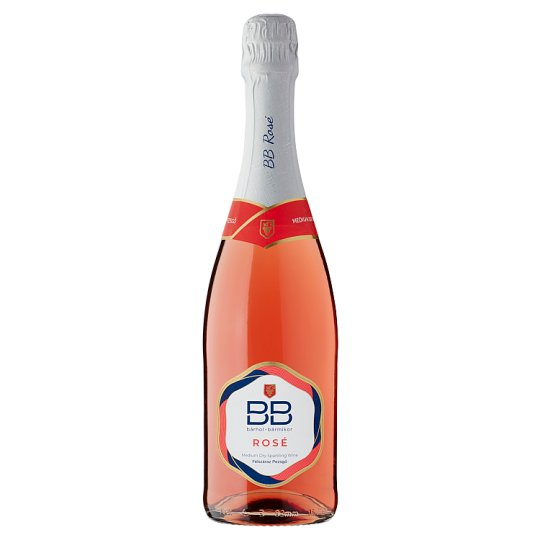 BB félszáraz rozé pezsgő 0,75 l