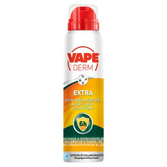 Vape Derm Extra Mosquito and Tick Repellent Aerosol 100 ml