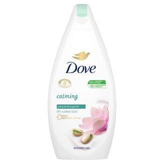 Dove Purely Pampering bőrtápláló krémtusfürdő pisztácia krémmel és magnóliával 500 ml