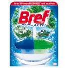 Bref Duo Aktiv Pine toalett frissítő fenyő illattal 50 ml