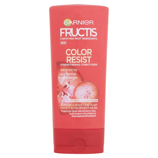 Garnier Fructis Color Resist Strengthening Conditioner for Dyed and Highlighted Hair 200 ml
