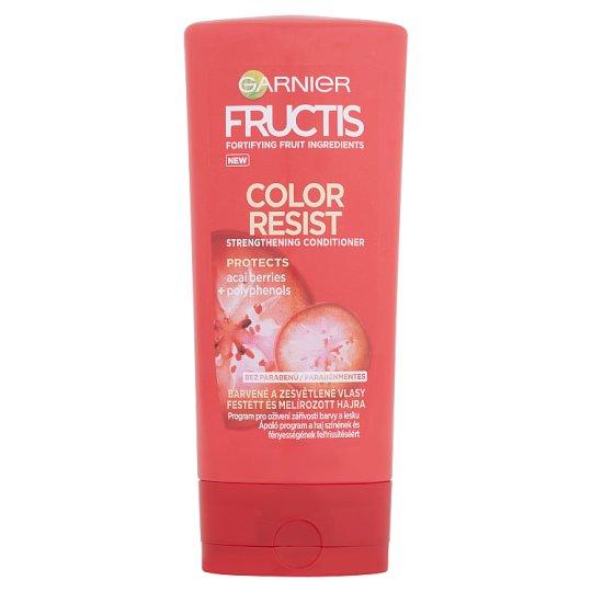 Garnier Fructis Color Resist balzsam festett és melírozott hajra 200 ml