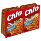Chio Stickletti Original Salted Sticks 2 x 100 g