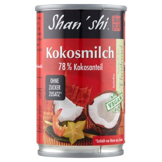 Shan'shi kókusztej 165 ml