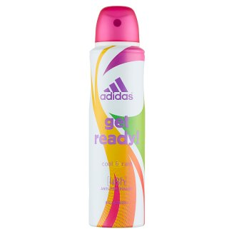 Adidas Get Ready Cool & Care Anti-Perspirant Deodorant 150 ml
