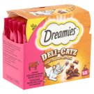 Dreamies Deli-Catz Complementary Pet Food for Adult Cats Made from Beef 5 x 5 g