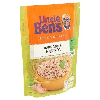 Uncle Ben's barna rizs & quinoa 220 g