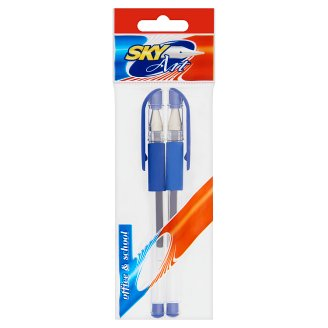Sky Art Office & School BPG 022/2 Gel Pen 2 pcs