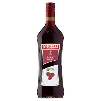 Angelli Black Cherry ízesítésű bor 14% 0,75 l