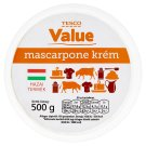 Tesco Value Mascarpone Cream 500 g