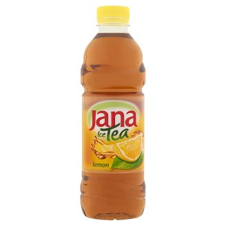 Jana Ice Tea szénsavmentes citrom ízű üdítőital 0,5 l