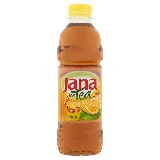 Jana Ice Tea Non-Carbonated Lemon Flavoured Soft Drink 0,5 l