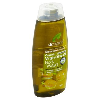 Dr. Organic Bioactive Skincare Shower Gel with Organic Olive Oil 250 ml