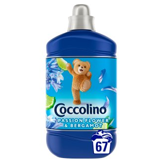 Coccolino Creations Passion Flower & Bergamot Fabric Conditioner 67 Washes 1680 ml
