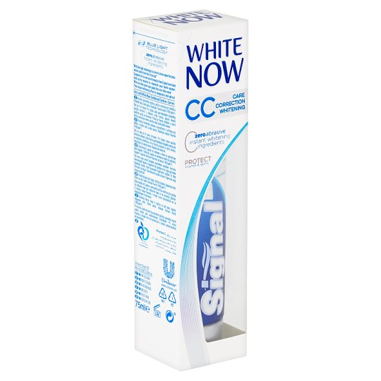 Signal White Now CC Toothpaste 75 ml