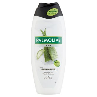 Palmolive Men Sensitive Shower Gel 500 ml