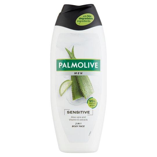 Palmolive Men Sensitive tusfürdő érzékeny bőrre 500 ml