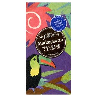 Tesco Finest Madagascan 71% étcsokoládé 100 g
