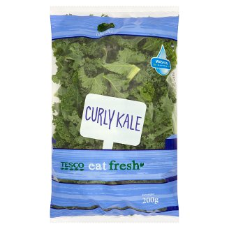 Tesco Curly Kale 200 g