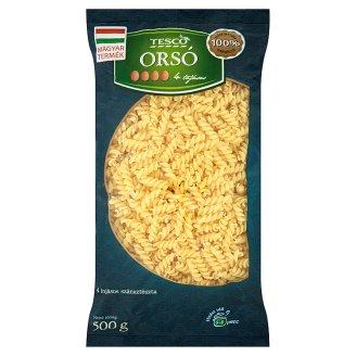 Tesco Fusilli Dry Pasta with 4 Eggs 500 g