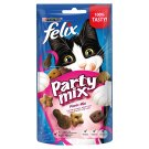 Felix Party Mix Picnic Mix Complementary Pet Food for Adult Cats 60 g