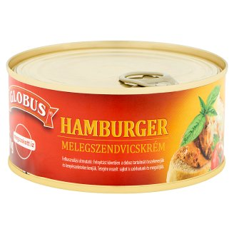 Globus Hamburger Flavoured Hot Sandwich Cream 290 g