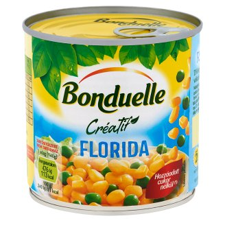 Bonduelle Créatif Florida Vegetable Mix 340 g