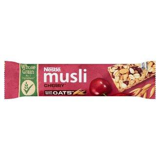 Nestlé Musli meggyes müzliszelet 35 g