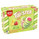 Mini Twister Pineapple, Strawberry, Lemon, Lime Flavoured Ice Cream 8 pcs 312 g