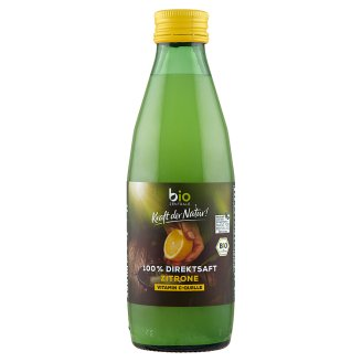 Bio Zentrale Organic Lemon Juice 100% 250 ml