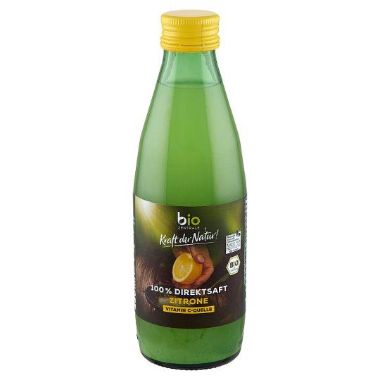 Bio Zentrale BIO citromlé 100% 250 ml