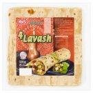 Ibis Lavash Pre-Baked Pasta Sheets 4 pcs 320 g