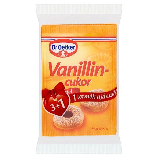Dr. Oetker Vanilla Sugar 4 x 10 g