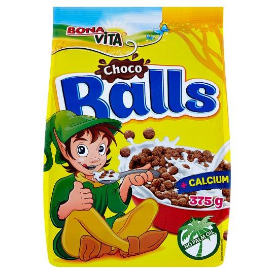 Bona Vita Choco Balls Cereal Balls with Cocoa 375 g
