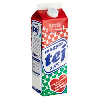 Magyar Tej ESL Low-fat Milk 1,5% 1 l